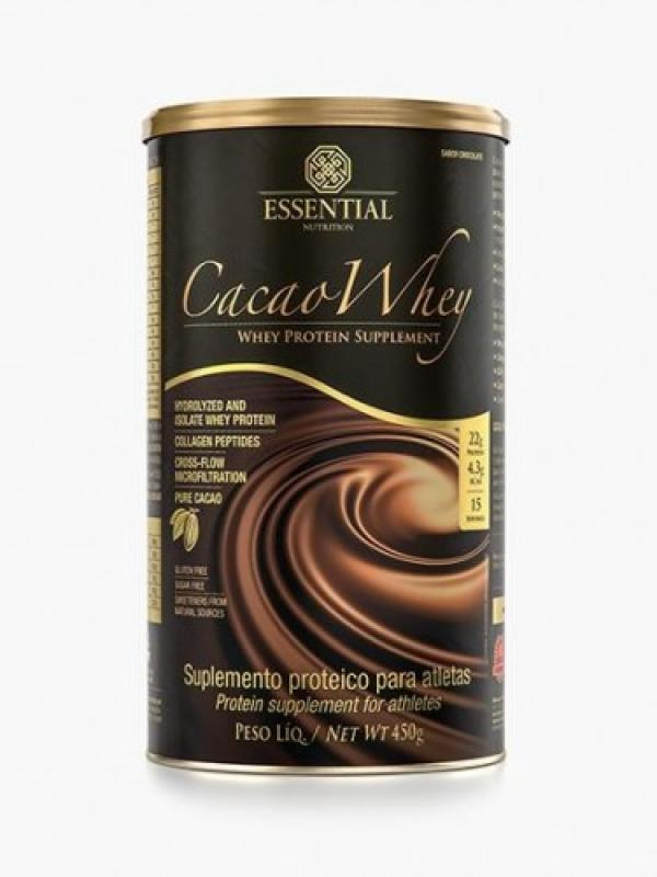 Cacao Whey Protein