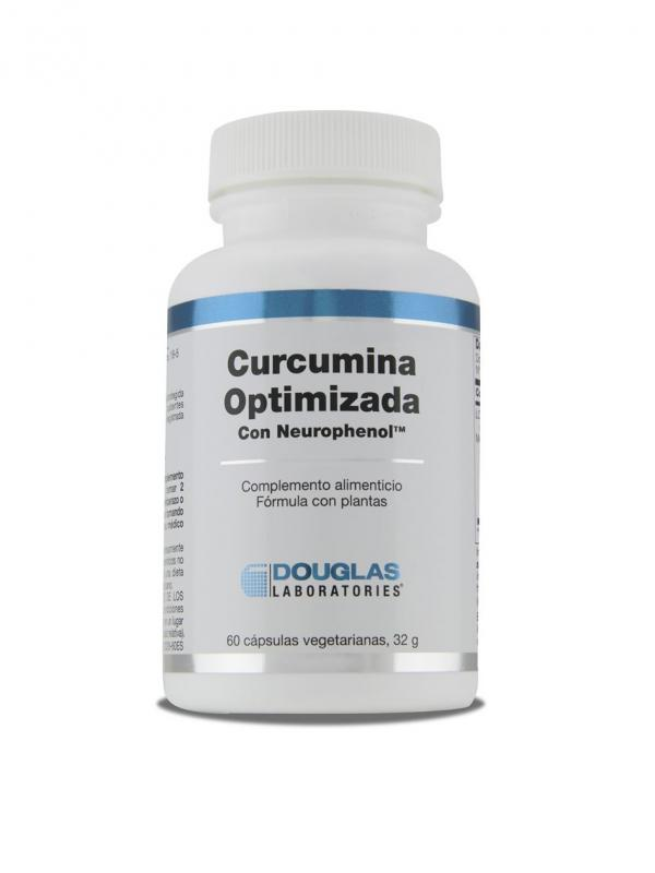 Curcumina Optimizada Con Neurophenol