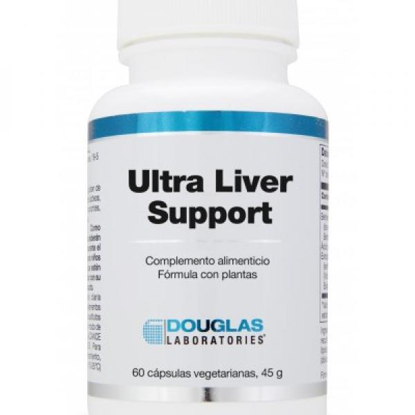 Ultra Liver Support (60 cápsulas vegetarianas)